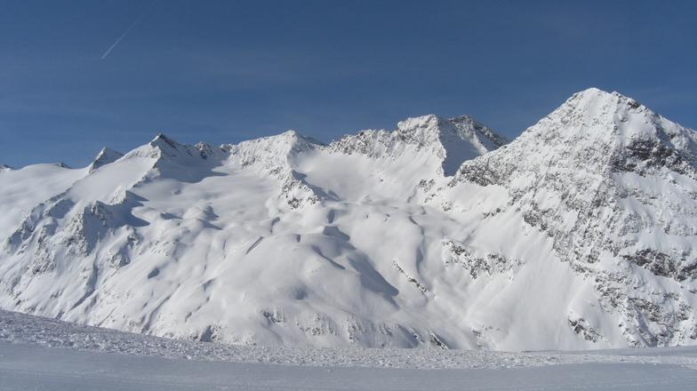 Eiskögele and Hangerer, Obergurgl