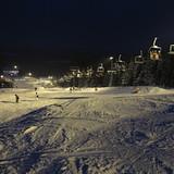 Nightskiing, Vallåsen
