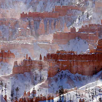 Bryce Canyon, Utah, Brian Head Resort