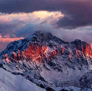 Monte Civetta, Dolomiti