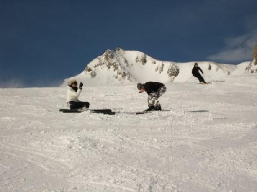 Super Ski conditions, Bad Hofgastein