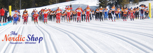 Race Start, Ski Callaghan photo