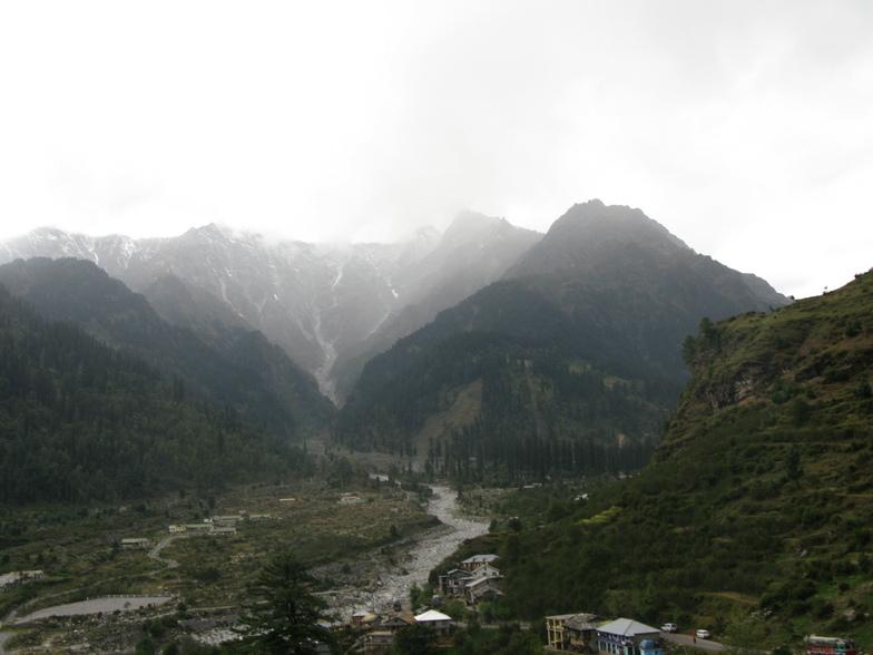 manali, Himalaya Heliski