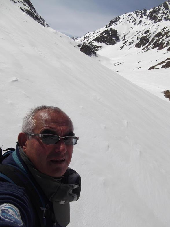 Mt.Kaçkar Range, Turkey Heliski-Ayder