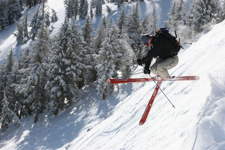 Another Kirkwood powder day