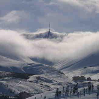 mt.palandöken ski center, Mt Palandöken
