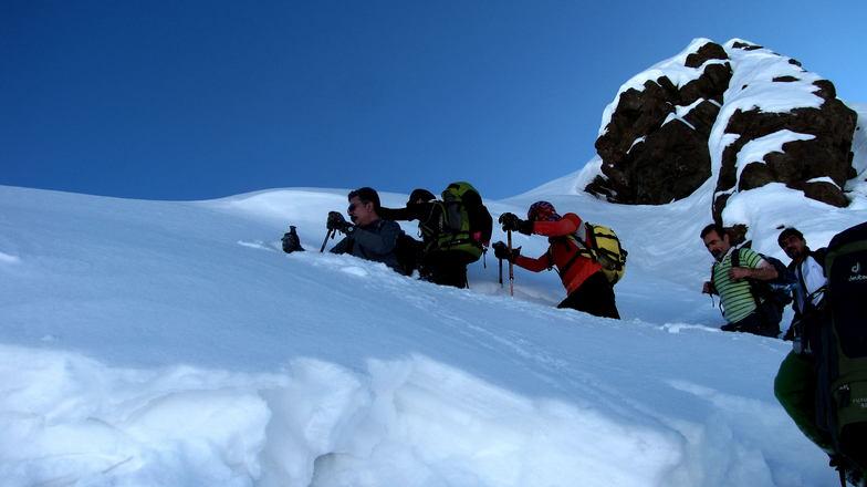 تلاش برای صعود, Tochal