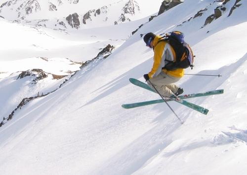 Sierra at Tahoe Ski Resort by: barneyh