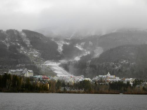 Mont Tremblant Ski Resort by: Gabrielle