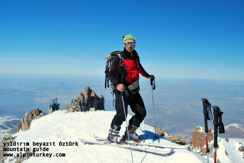 www.alpinturkey.com, Erciyes Ski Resort