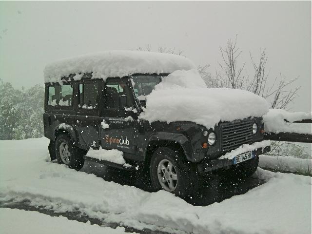Early snow - www.thealpineclub.co.uk, St Martin de Belleville