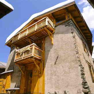 Luxury chalet Abode - www.thealpineclub.co.uk, St Martin de Belleville