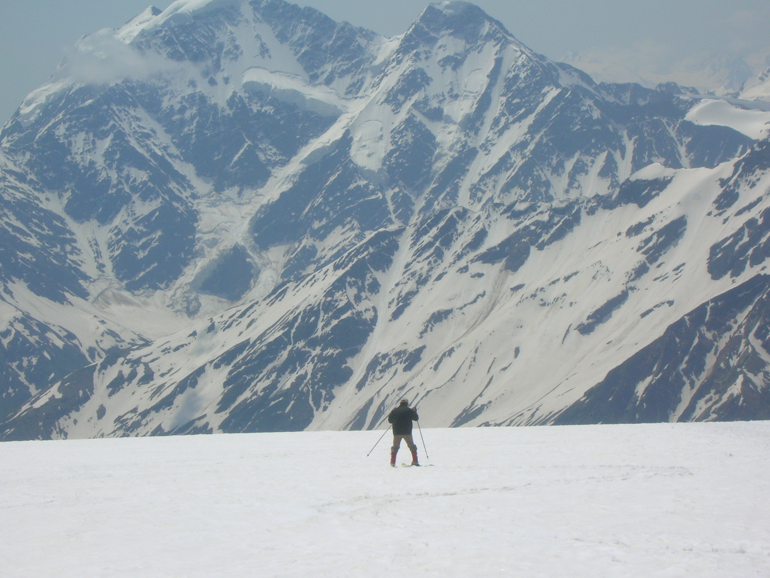 Elbrus, Mt Elbrus