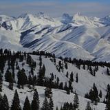 Sawtooth Range, USA - Idaho