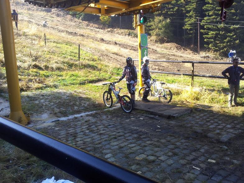 for mount bike, Kopanki - Pelister