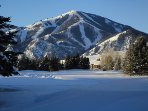 Bald Mountain, Sun Valley photo