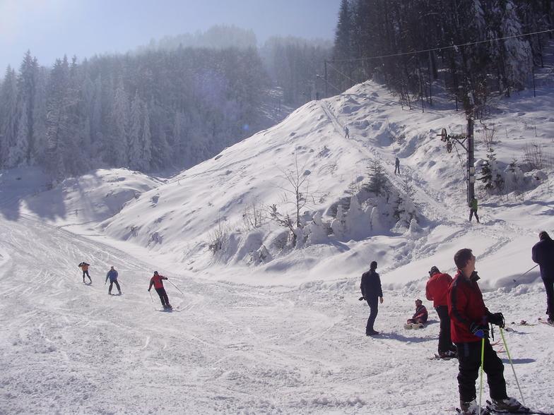 Igriste - Vlasenica snow