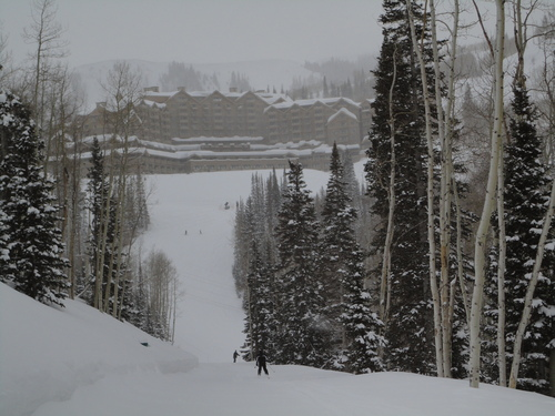 Deer Valley Ski Resort by: Tom