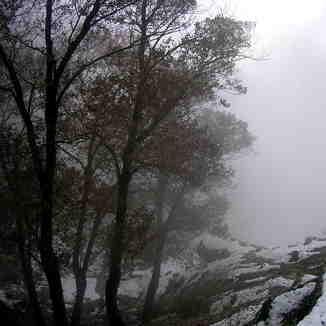 اوسون در مه, Tochal