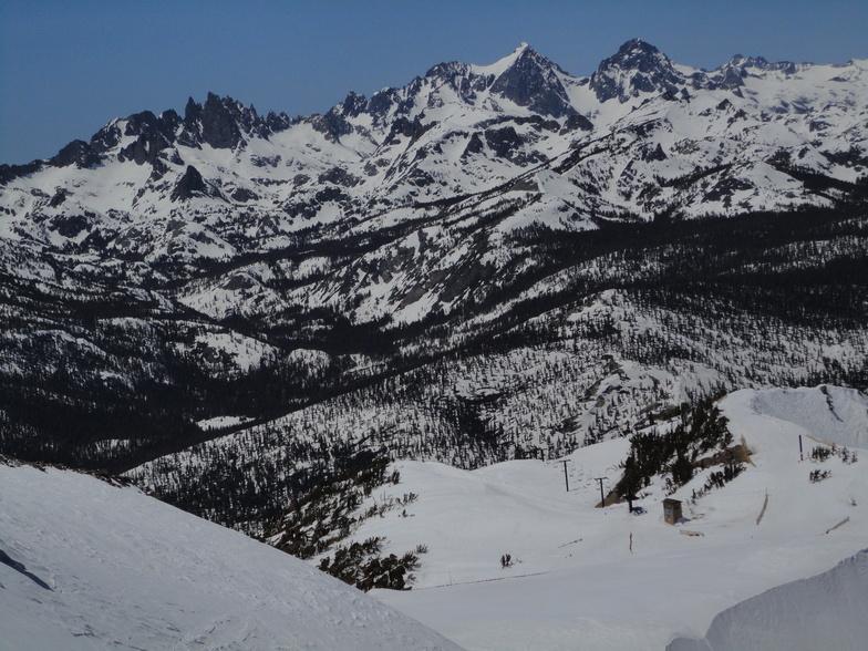 Mammoth Mountain Ski resort