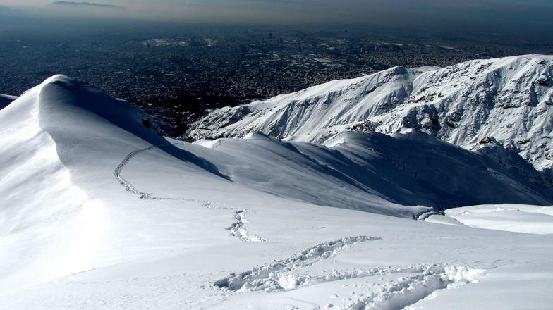 برف سنگین, Tochal