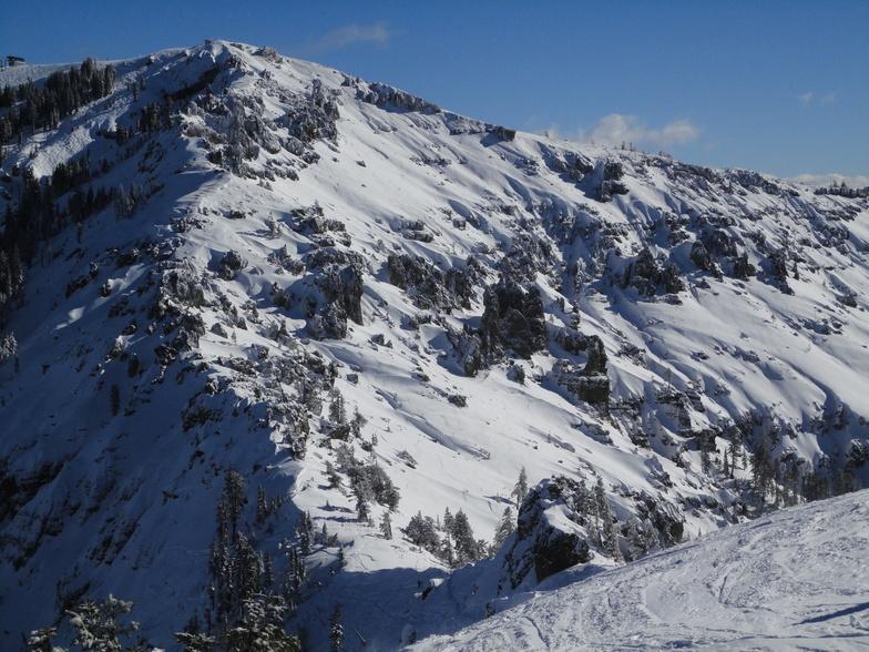 Mt Judah, Sugar Bowl