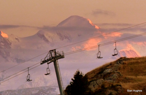 Praz De Lys Sommand Ski Resort by: Sian Hughes