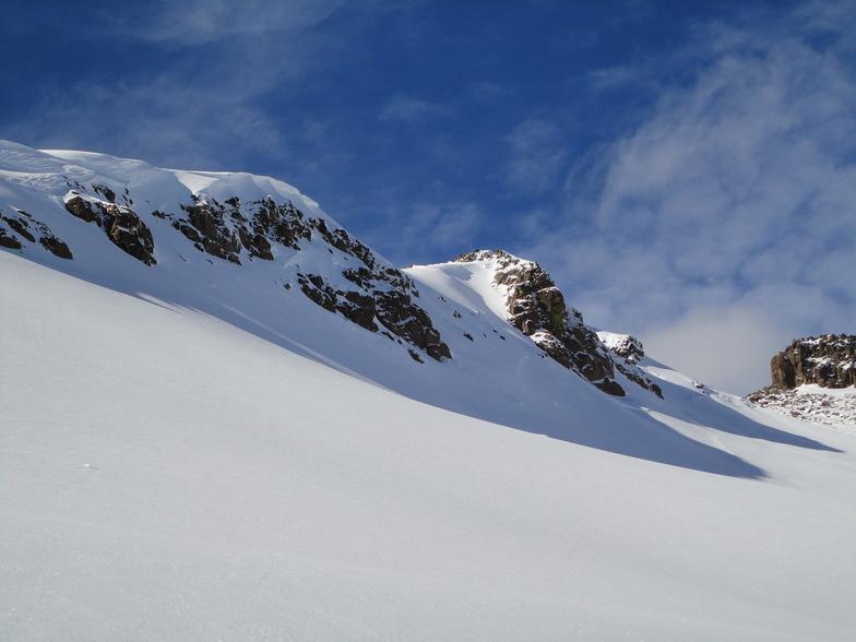 Squaw Peak, Squaw Valley