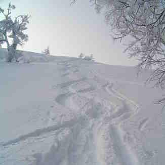 Kamui Back Side (Walk Up), Kamui Ski Links