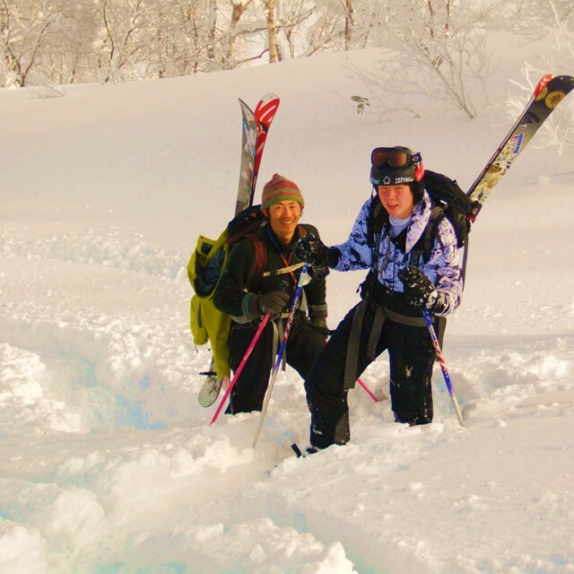 Climb Out Kamui, Kamui Ski Links