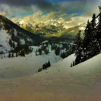 Baker, Mount Baker