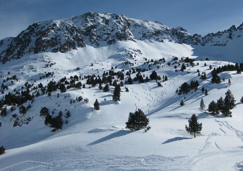 Grandvalira-Soldeu snow