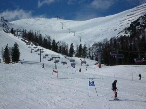 Achenkirch am Achensee Ski Resort by: Richard