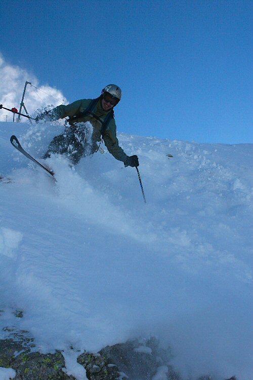 Power Move, Alpe d'Huez
