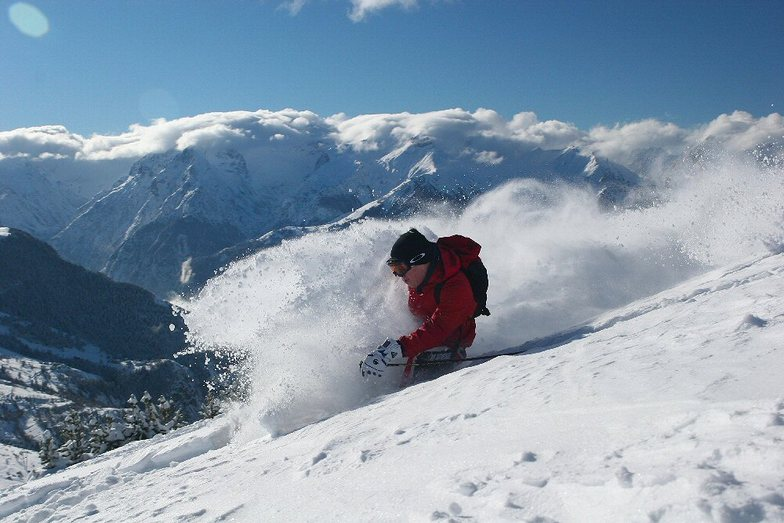 bad roo cloudmaking, Alpe d'Huez