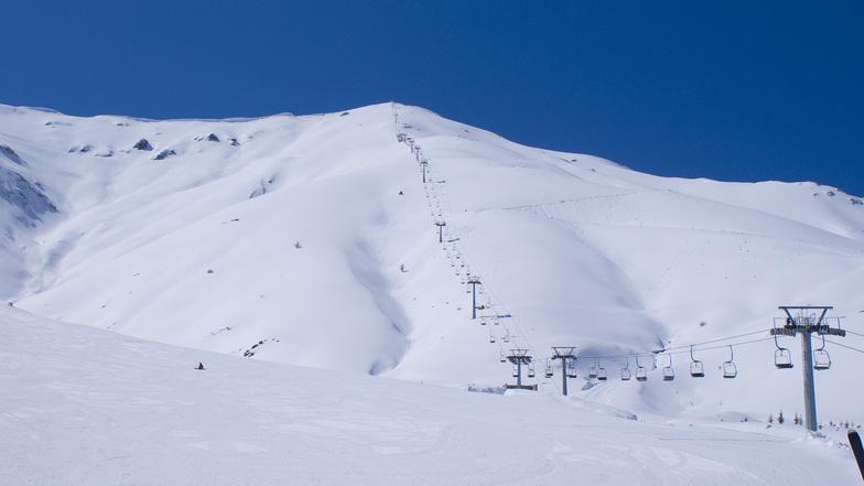 Bozdag snow