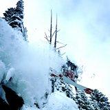 ski area, USA - Montana