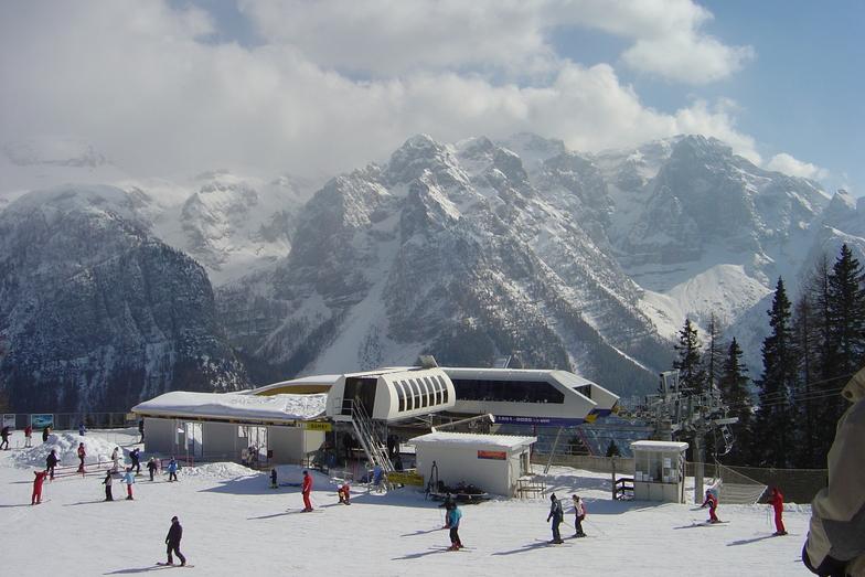 Folgarida-Marilleva snow