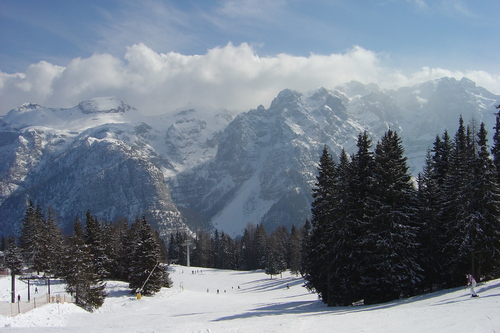 Folgarida-Marilleva Ski Resort by: Steve Wiseman
