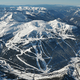skiing area +FIS world cup run, Grandvalira-Soldeu