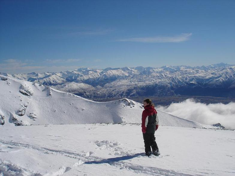 Ah what a view, Remarkables