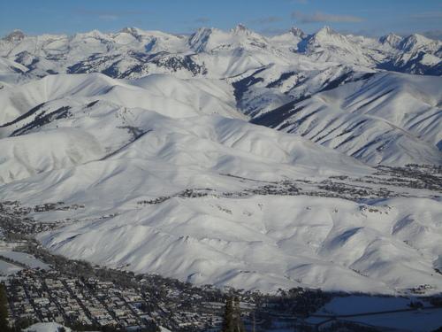 Sun Valley Ski Resort by: Tom