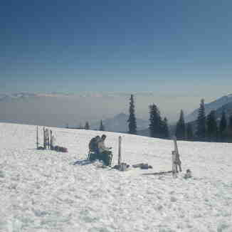 Heaven on earth, Gulmarg