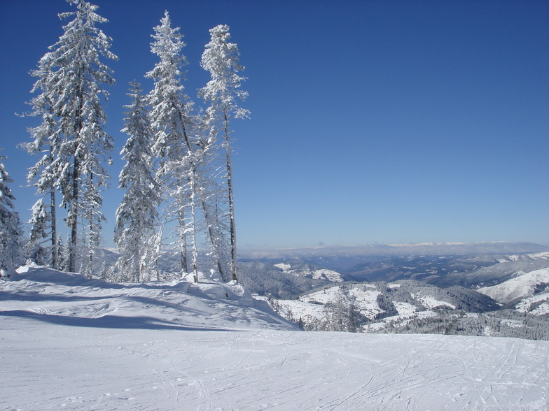 The Rhodope Mountains, Pamporovo