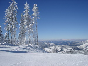 The Rhodope Mountains, Pamporovo photo