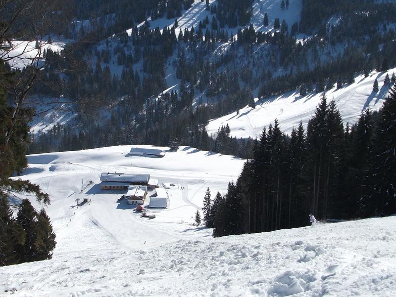 Steibis black run, Oberstaufen