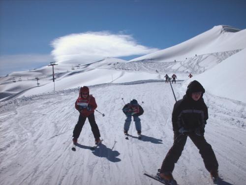 La Toussuire (Les Sybelles) Ski Resort by: lambert
