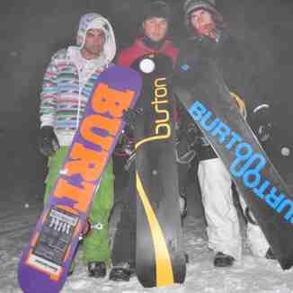 RENTAPLAY snowboarders, Kartepe