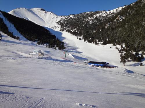 Espot Esquí  Guía del complejo