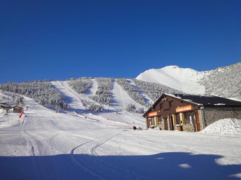 Espot Esqui Powder Day, Espot Esquí